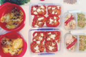 Meal Prep to a Healthy Lifestyle