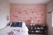 DIY: Ombre Accent Wall