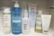 Beauty Roundup: Facial Cleansers