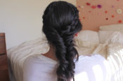 Dutch Duo Fishtail Braid
