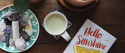 Morning Matcha Latte